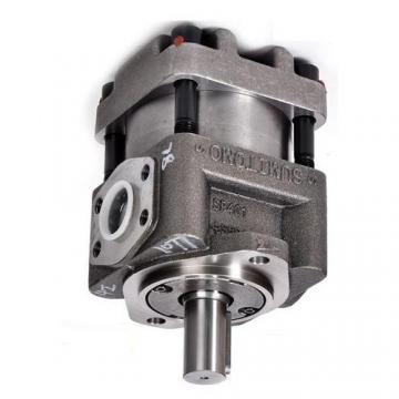 Sumitomo QT5133-125-10F Double Gear Pump