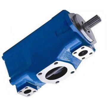 Vickers 4535V60A35-86BB22R Double Vane Pump