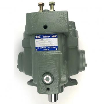 Yuken PV2R14-17-237-F-RAAA-31 Double Vane Pumps