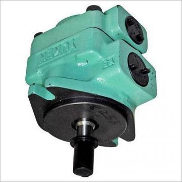 Yuken PV2R23-59-116-F-RAAA-41 Double Vane Pumps