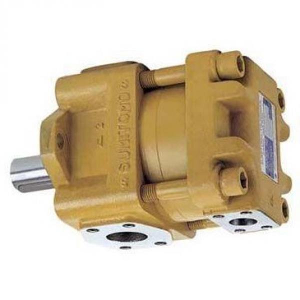 Sumitomo QT5333-63-12.5F Double Gear Pump #3 image