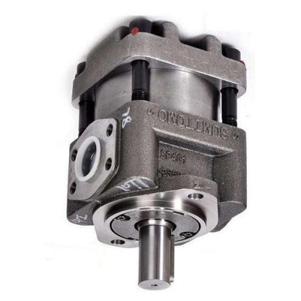 Sumitomo QT5223-50-6.3F Double Gear Pump #2 image