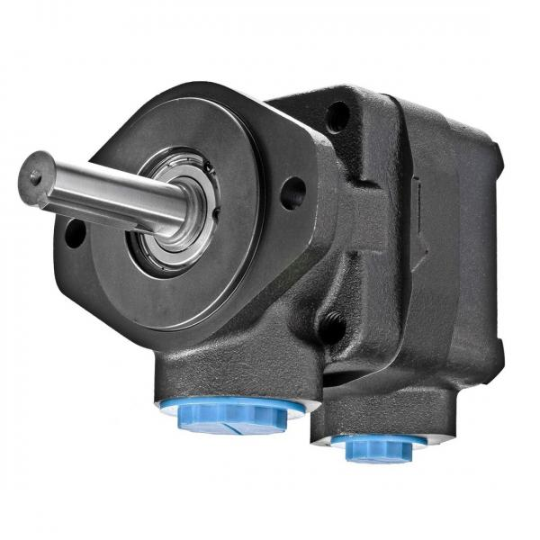 Vickers 2520V-10A5-1CC-10R Double Vane Pump #3 image