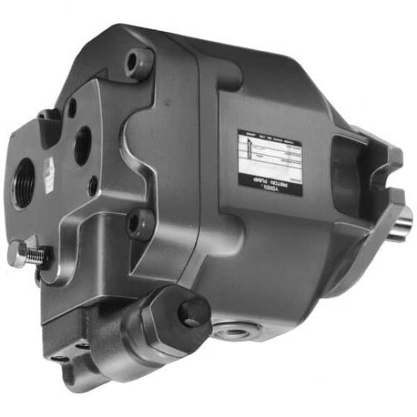 Yuken PV2R4-237-F-RAA-41 Single Vane Pumps #2 image