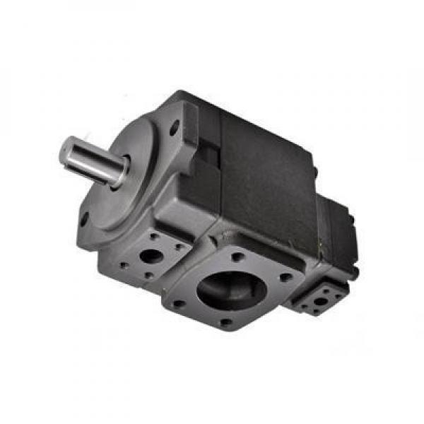 Yuken DMG-01-2D6A-10 Manually Operated Directional Valves #1 image