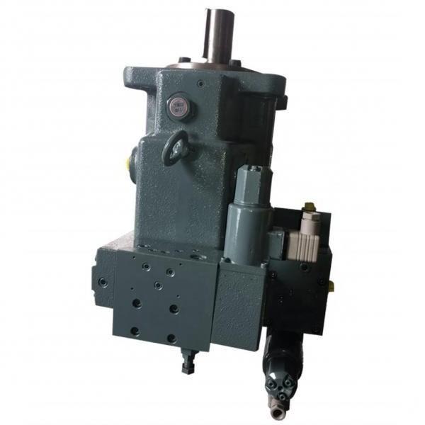 Yuken PV2R14-10-200-F-RAAA-4222 Double Vane Pumps #1 image