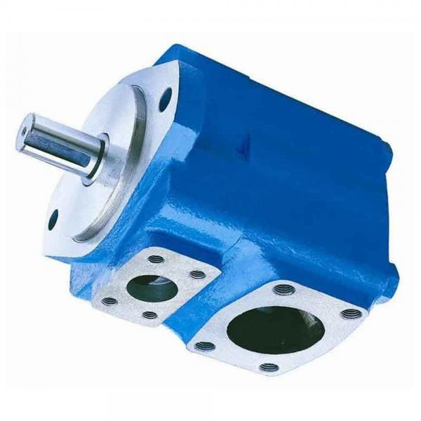 Yuken PV2R14-10-200-F-RAAA-4222 Double Vane Pumps #3 image