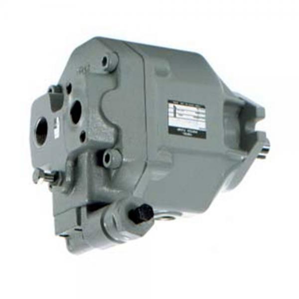 Yuken PV2R4-237-F-RAA-41 Single Vane Pumps #3 image