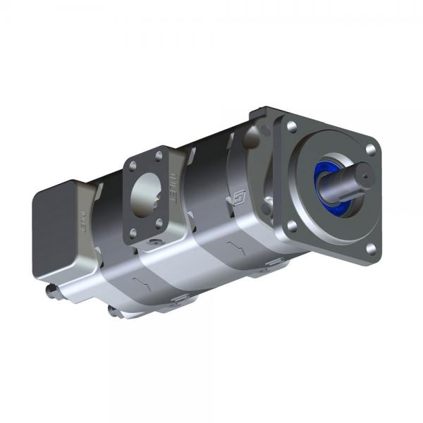 Yuken PV2R4-237-F-RAA-41 Single Vane Pumps #1 image